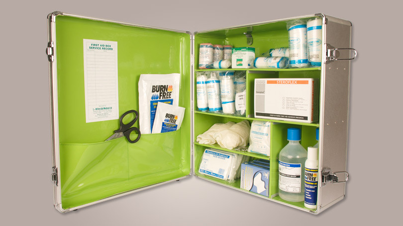 First Aid Cabinet, Code 3294