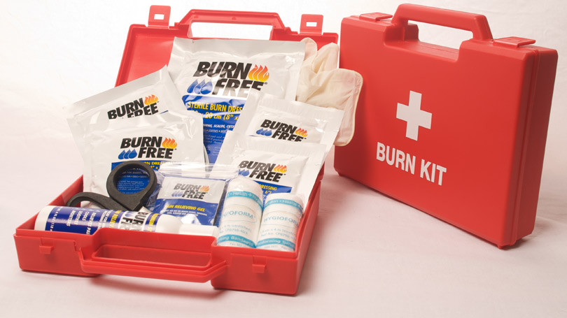 Burns Kit, Code 3311