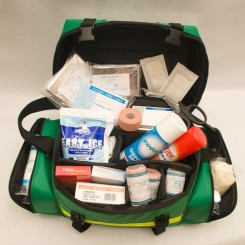 First Aid Sports Bags & Kits