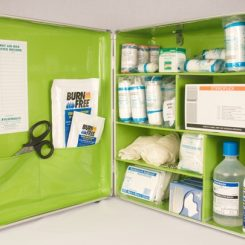 First Aid Cabinets & Refills